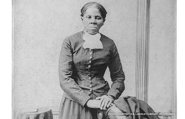 Harriet Tubman portrait. Credit: H.B. Lindsley/Library of Congress