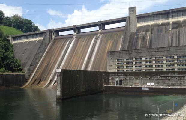 Completed in 1936, the powerful Norris Dam played a significant role in the success of the Project in Oak Ridge. Credit: Raina Regan