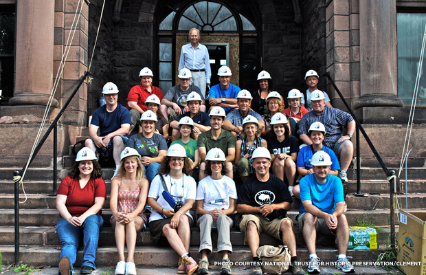 Shutterbug series at H.H. Richardson Complex, Buffalo, NY. Credit: National Trust for Historic Preservation