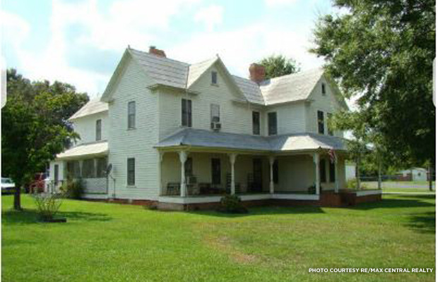 blog_photo_North Carolina Farm House