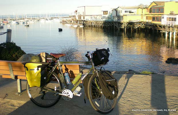 3)Another view of Monterey's Fisherman's Wharf. Credit: Michael PG, Flickr