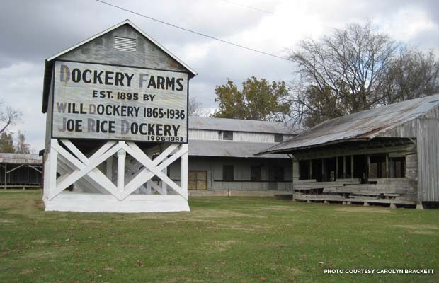 Dockery Farm. Credit: Carolyn Brackett