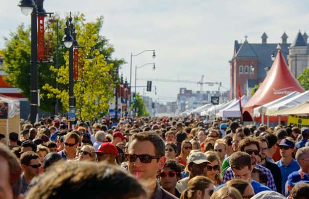 H Street Festival, Washington DC.