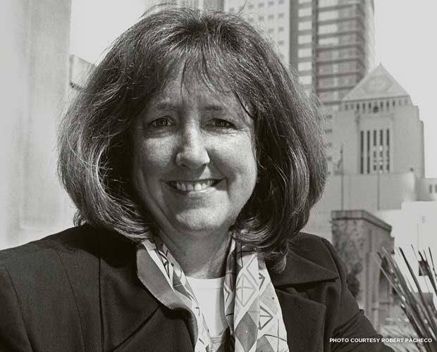 Linda Dishman, executive director of the LA Conservancy. Credit: Robert Pacheco