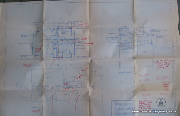 Should you diy or hire a professional national trust for Diy architectural drawings