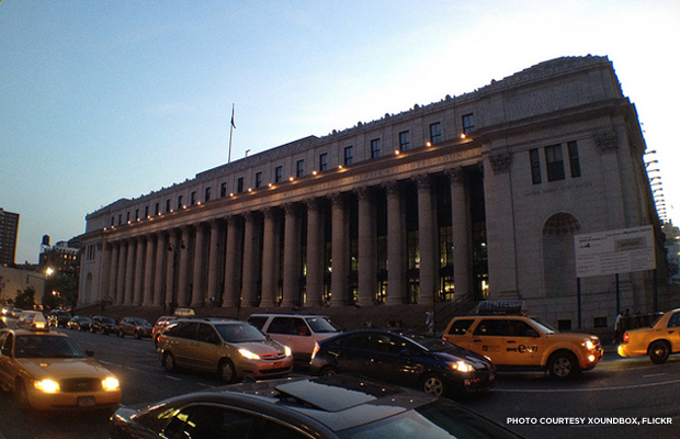 James A. Farley Post Office. Credit: Xoundbox, Flickr.