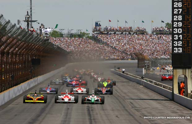 Race to Indy this fall at the National Preservation Conference. Credit: Indianapolis CVB