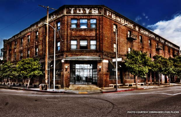 Toy warehouse in Los Angeles. Credit: CEBimagery.com, Flickr