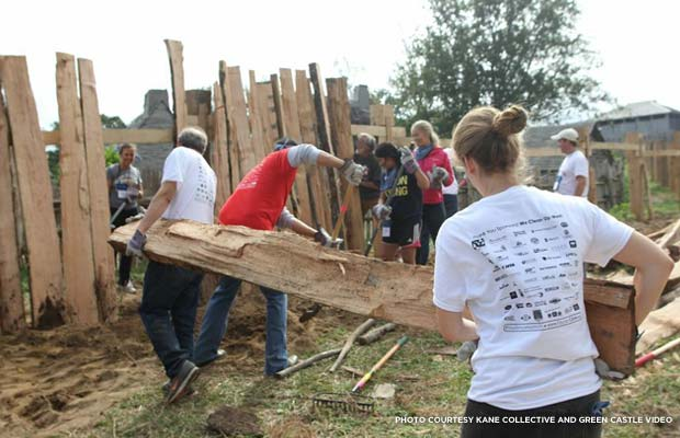 Tourism Cares Volunteers Help Restore Quot America S Hometown
