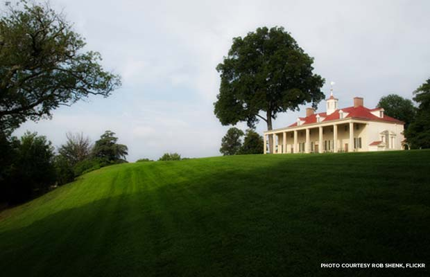 Mt. Vernon. Credit: Rob Shenk, Flickr