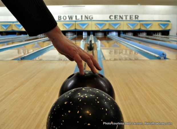 Papps Bowling Center Bordentown NJ RetroRoadmap
