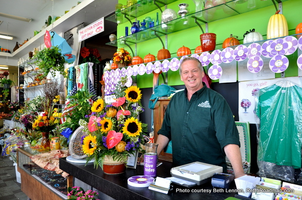 Stein Your Florist Philadelphia PA - Patrick Kelly-RetroRoadmap