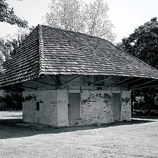 African House, c. 1980.