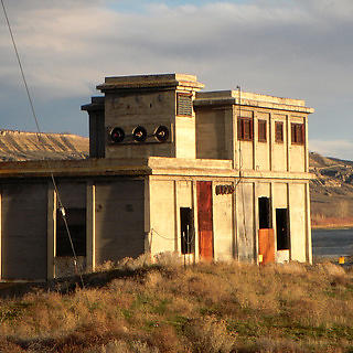Pump House at Hanford