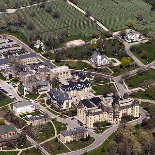 Aerial of Milwaukee Soldiers Home