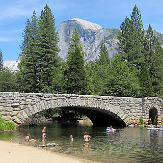 Bridges of Yosemite Valley