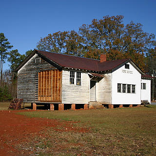 Rosenwald school, Pomaria South Carolina