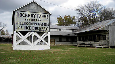 Dockery Farms created a culture that inspired music known as the blues.