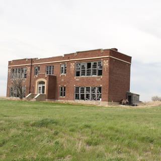 Glentana School, Valley Co