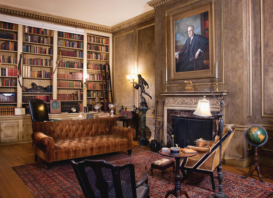 The President Woodrow Wilson House | National Trust For Historic  Preservation