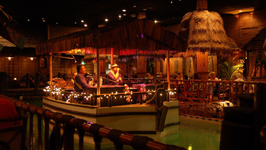 The Tonga Room In San Francisco National Trust For Historic Preservation