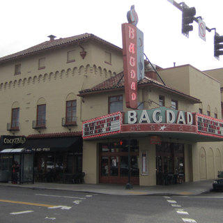 Street View of Bagdad Bar
