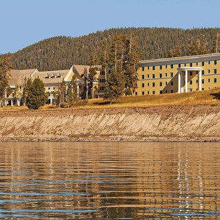 Lake Yellowstone Hotel Exterior (Hero Image)