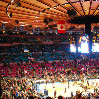 Historic hoops madison square garden national trust for - Where to eat near madison square garden ...