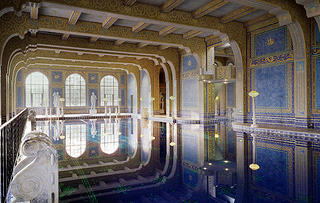 Roman Pool at Hearst Castle