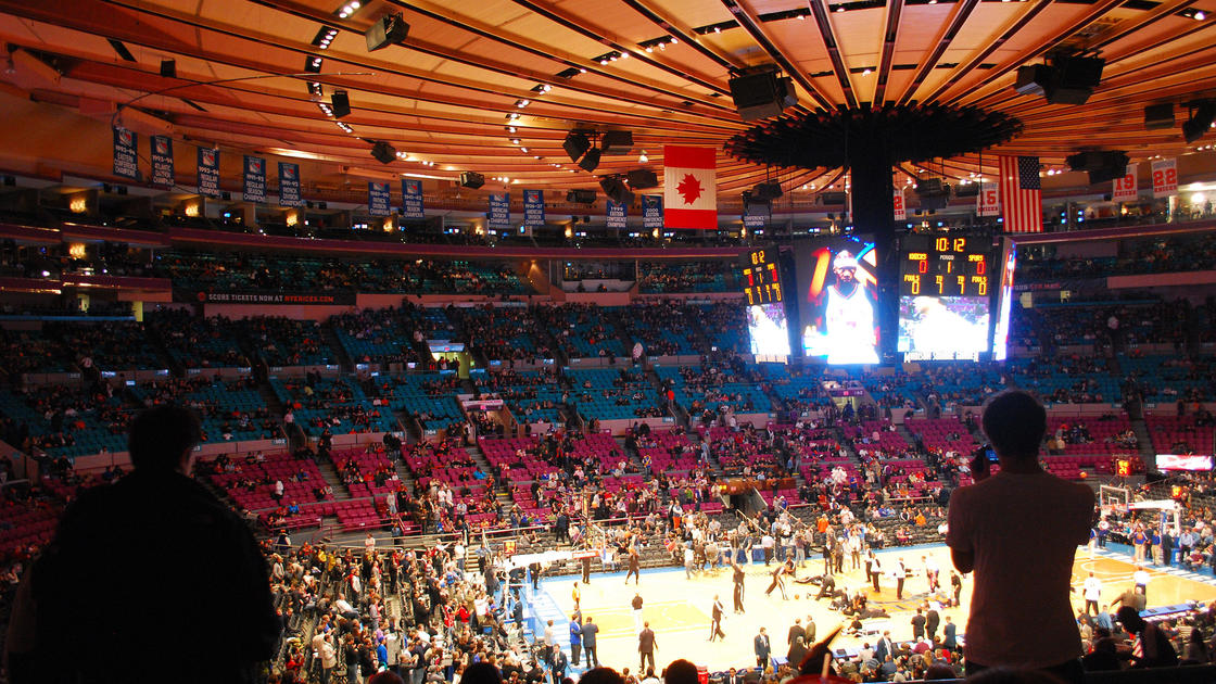Historic Hoops Madison Square Garden National Trust for