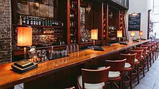 McCrady's Restaurant bar