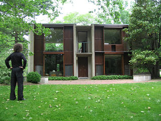 The Esherick Hosue in Philadelphia