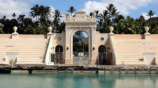 Waikiki War Memorial Natatorium