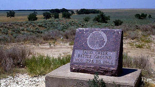 Sand Creek National Historic Site