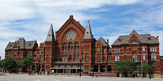 Cincinnati's Music Hall