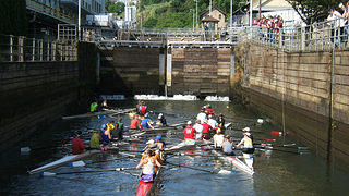 A goal of our work is to reopen the canal and locks for commerce and recreation.