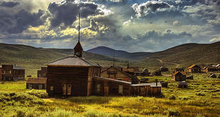 "Bodie preserved in a state of ""arrested decay"""