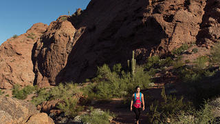 Camelback Mountain Echo Canyon Recreation Area
