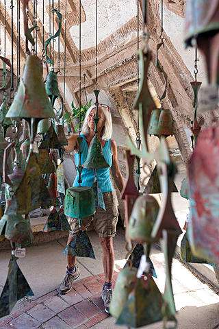 Mary Hoadley of The Cosanti Foundation