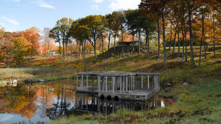 Philip Johnson Glass House A National Trust Historic Site