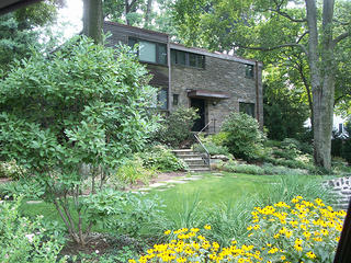The Oser House in Elkins Park
