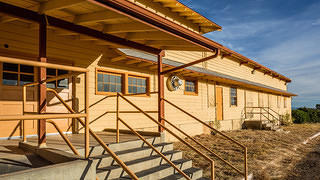 Mountain View Officers' Club at Fort Huachuca