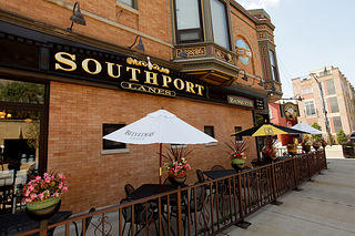 Southport Lanes exterior