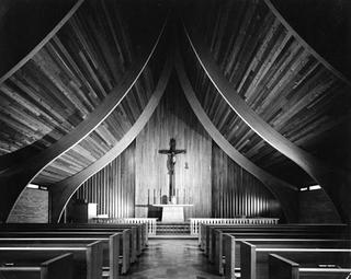 Interior of St. Augustine Episcopal Church