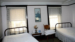 Each room retains its original configuration and finishes.