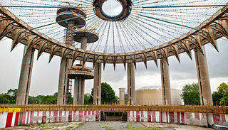 After the World's Fair, the Pavilion became an active community space.