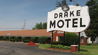 The Drake Motel in Springfield, Ohio