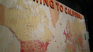 Gallery of California History at the Oakland Museum of California