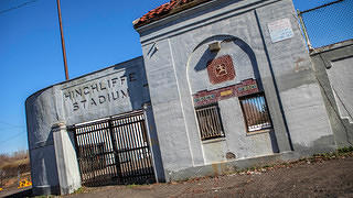 Hinchliffe is one of few remaining stadiums associated with Negro League baseball.