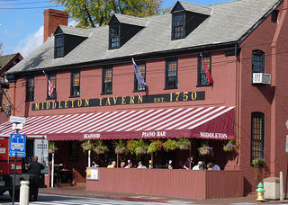 Middleton Tavern exterior